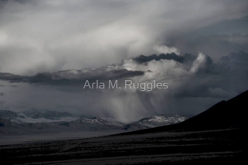 Thunder Being by Arla M. Ruggles