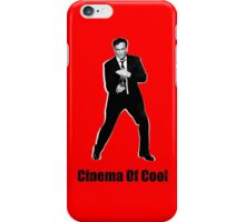 Cinema Of Cool - Tarantino iPhone Case/Skin
