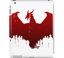 Dragon Age II Grunge iPad Case/Skin