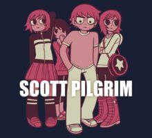 Scott Pilgrim odds & ends by Jailboticus