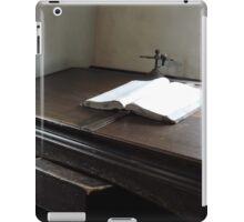 The Ledger iPad Case/Skin