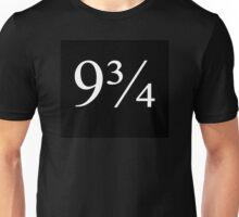Platform 9¾  Unisex T-Shirt