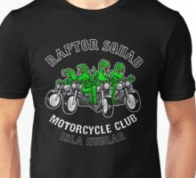 Raptor Squad Motorcycle Club Unisex T-Shirt