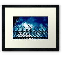 prison break season 2 Framed Print