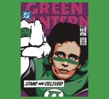 Post-Punk Super Friends - Green by butcherbilly