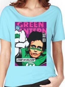 Post-Punk Super Friends - Green Women's Relaxed Fit T-Shirt