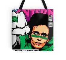 Post-Punk Super Friends - Green Tote Bag