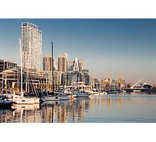 Puerto Madero - Buenos Aires (Argentine) Photographic Print