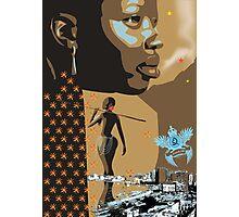 Angola Luanda beatch Photographic Print