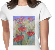 Heleniums Womens Fitted T-Shirt