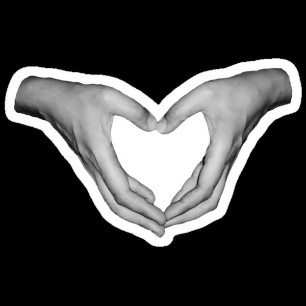 """I Love You"" - Christchurch Quake Relief Tee by Tara Lemana"