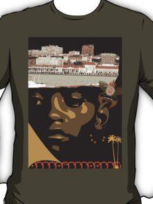Luanda Beach, Africa T-Shirt