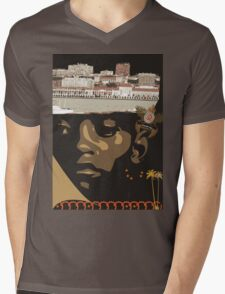 Luanda Beach, Africa Mens V-Neck T-Shirt