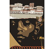 Luanda Beach, Africa Photographic Print