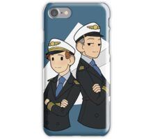 Come fly the friendly skies iPhone Case/Skin