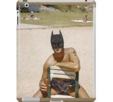 Batman on the Beach iPad Case/Skin