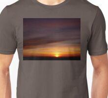scottish sunset Unisex T-Shirt