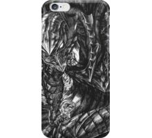 berserker armor iPhone Case/Skin