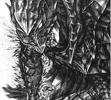 berserker armor by waj2000