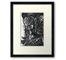 berserker armor Framed Print