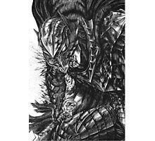 berserker armor Photographic Print