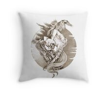 Gods & Monsters Throw Pillow