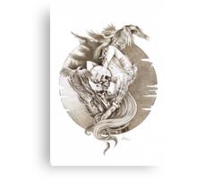 Gods & Monsters Canvas Print