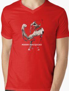 Manny Pacquiao Mens V-Neck T-Shirt