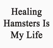 Healing Hamsters Is My Life  by supernova23