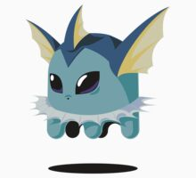Vaporeon Ghost Kids Clothes