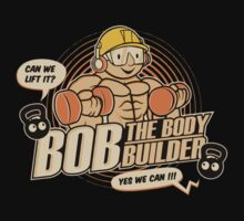 Bob the Bodybuilder by Insider