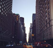 Central Park by KkCartier