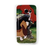 The Fox and the Hound Phone Case Samsung Galaxy Case/Skin
