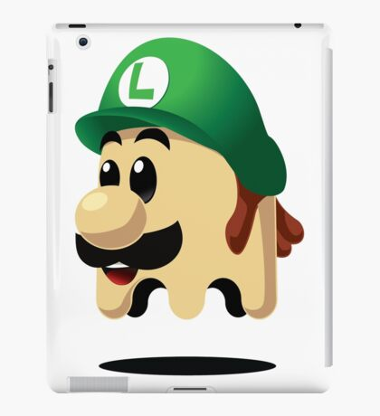 Ghost Luigi iPad Case/Skin