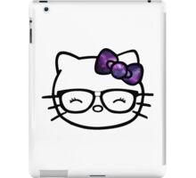 Hello Kitty w/ Galaxy Bow iPad Case/Skin