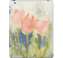 Three Pretty Maids In A Row iPad Case/Skin