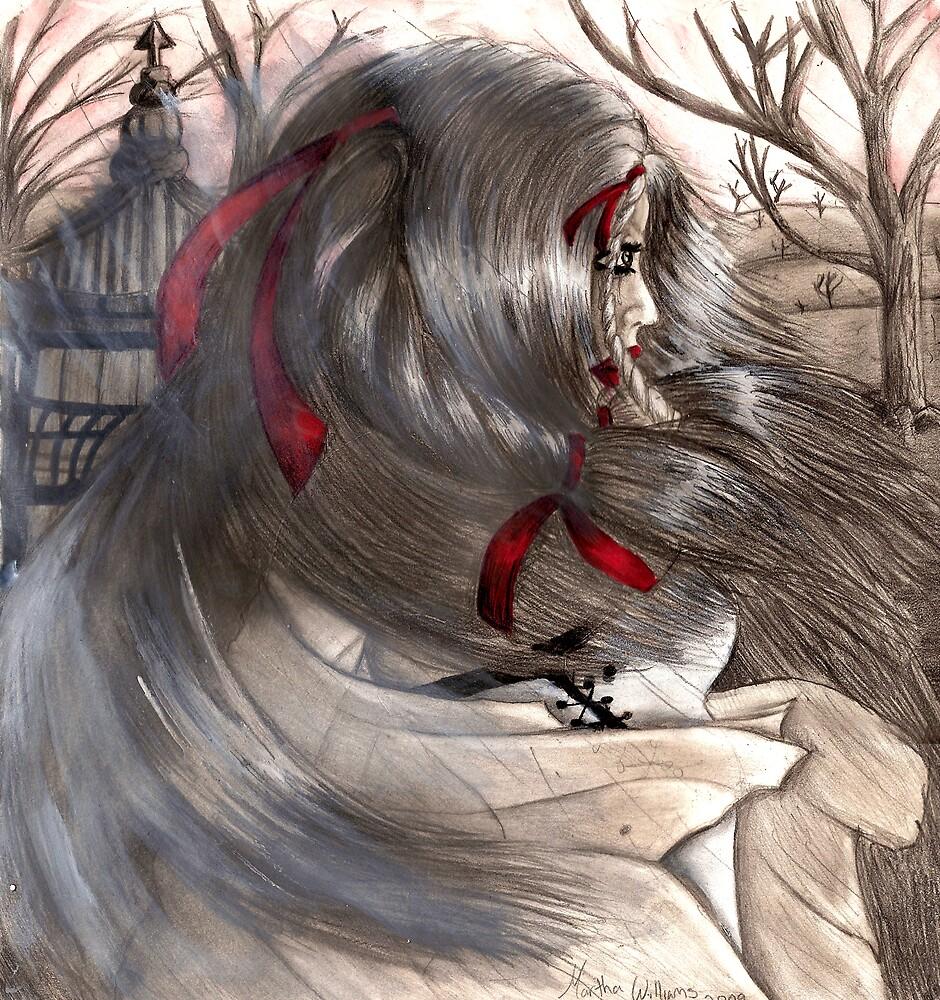 Valentine Tragedy by Martha Williams