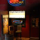 Fiddle and Steel Guitar Bar  by Debbi Tannock