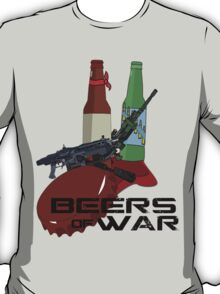Beers Of War  T-Shirt