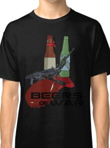 Beers Of War  Classic T-Shirt
