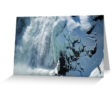 Angel Wings - Yellowstone National Park Greeting Card