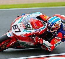 Shane 'Shakey' Byrne, British Superbikes, Oulton Park 2008 by RHarbron