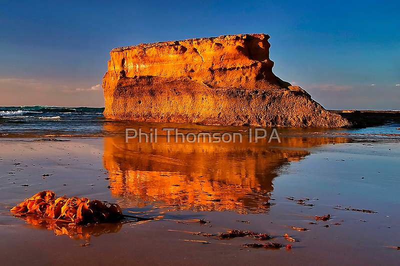 """Reflections at Little Rock"" by Phil Thomson IPA"
