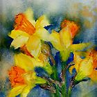 Roll On Spring by Val Spayne