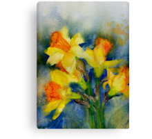 Roll On Spring Canvas Print