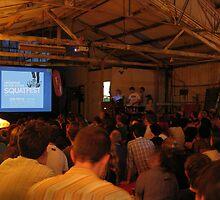Squatfest 09 by John Douglas