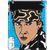 Blue Steel iPad Case/Skin