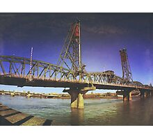 Hawthorne Bridge Photographic Print