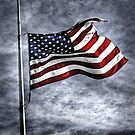 """Half Staff""    Stars and Stripes Series.. by raberry"