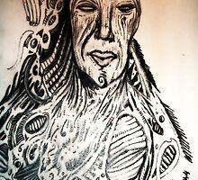 biomech man by Cnote1394
